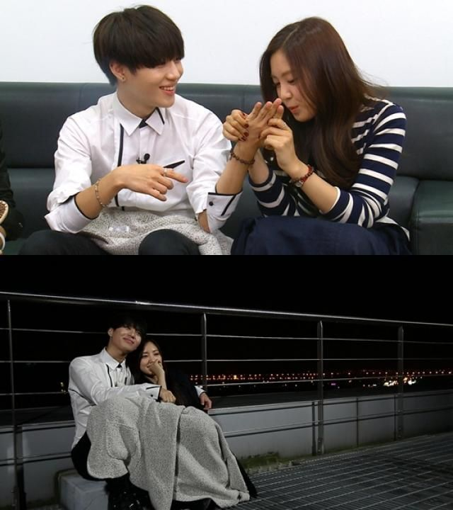 WE GOT MARRIED: Lee Taemin (Shinee) e NaEun (A Pink). Muito lindo e muito triste.