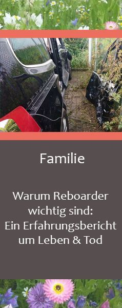"""""""Ohne Reboarder wäre mein Baby tot"""" - Mama Laura berichtet von ihrem schweren Unfall."""