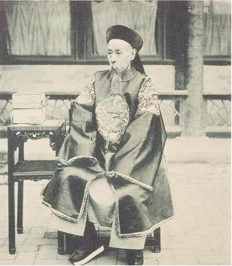 Yikuang (16 NOV 1838 - 28 JAN 1917), entitled as Prince Qing of the First Rank, was a Manchu nobleman well known for rampant political corruption. During the bloody Boxer Rebellion, he argued the side of foreign reconciliation, and his troops even fought limited engagements against Boxers and pro Boxer factions. He was later a signatory to the Boxer Protocol, though it was said the he was only a figurehead and the actual negotiations were orchestrated by diplomat Li Hongzhang.