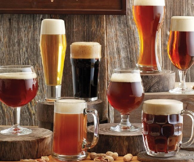 The Purpose of Different Types of Beer Glasses