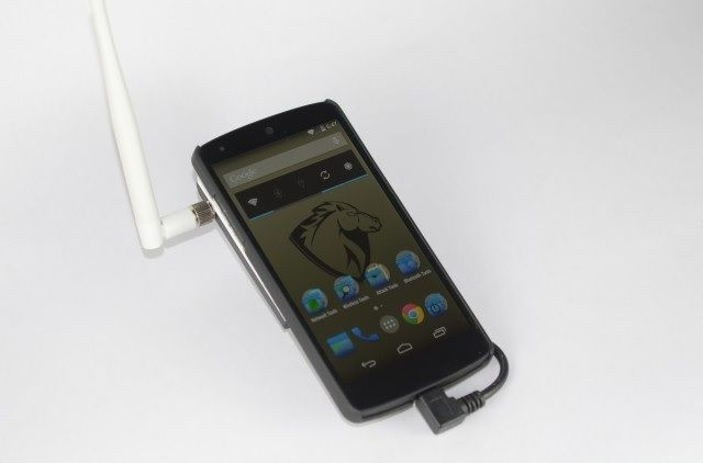 Pwnie Express turns the Nexus 5 into a powerful white hat hacking tool