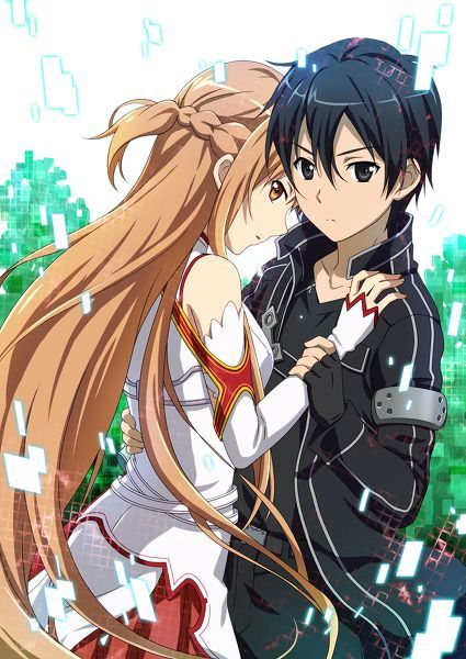 anime couple | love | Art- Anime  Manga