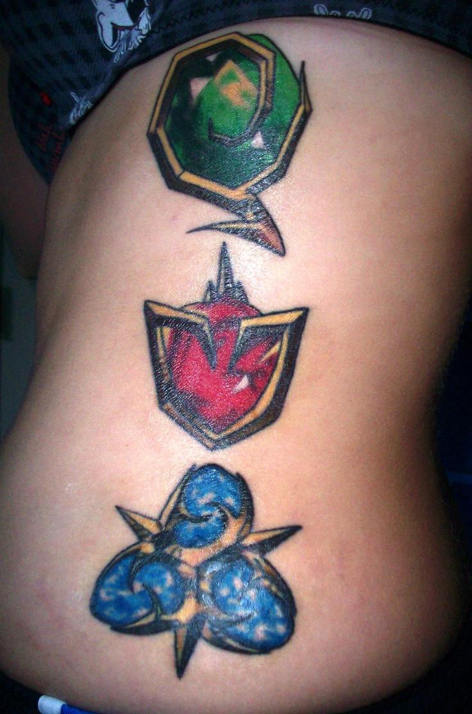 80 crazy and amazing tattoo designs for men and women desiznworld - Legend Of Zelda Tattoo Race Symbols