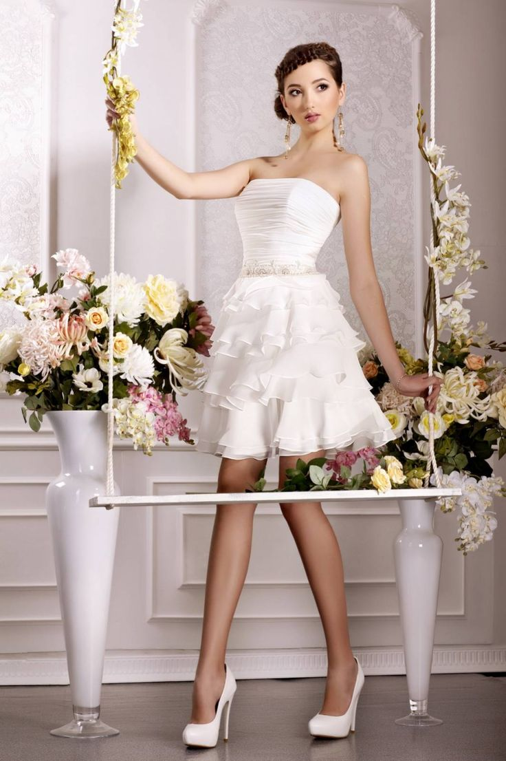 Свадебное платье Музыка сердца