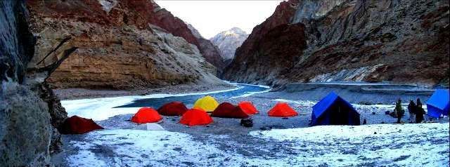 Colourful Camps