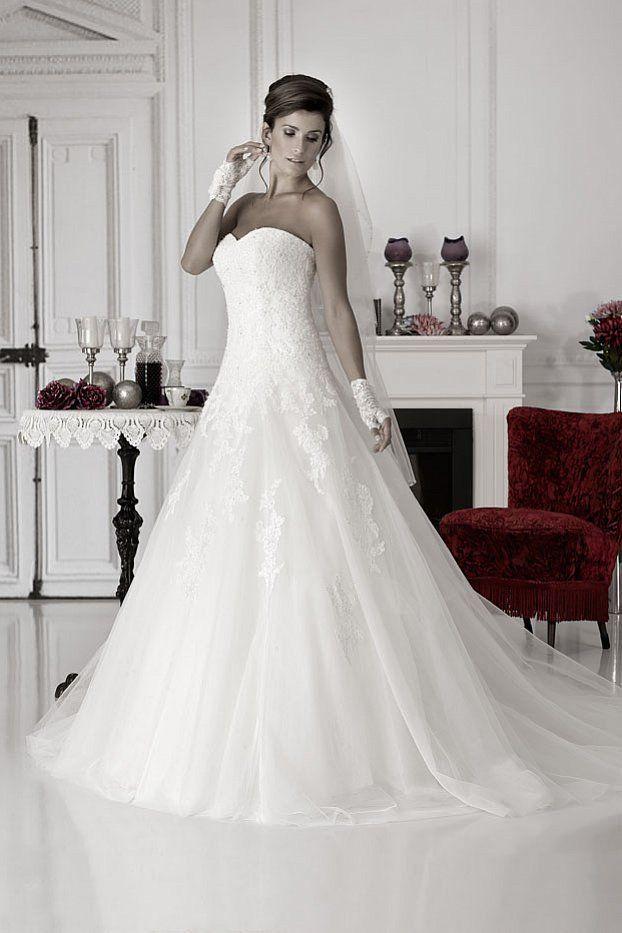 8 best Hochzeitskleider images on Pinterest   Karlsruhe, Bridal ...
