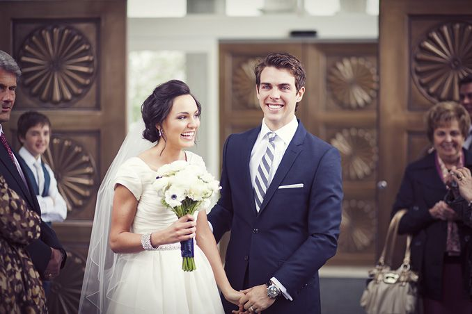 Real Bride: Ali
