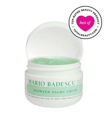 Best Night Cream No. 7: Mario Badescu Skin Care Seaweed Night Cream, $22 calms enflamed skin