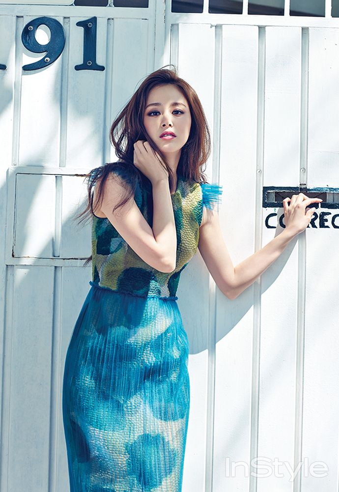 More Of Kim Tae Hee For InStyle Korea's April 2015 Edition | Couch Kimchi