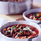 Goulash van doorregen runderlappen - recept - okoko recepten