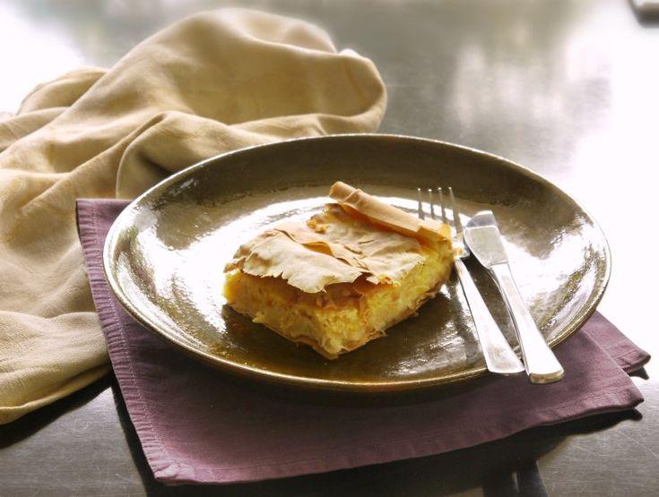 CheesePie -Τυρόπιτα με κίτρινα τυριά