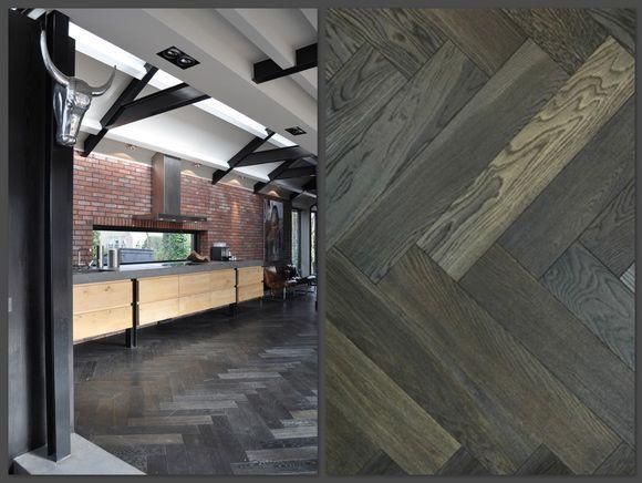 25 beste idee n over zwarte houten vloeren op pinterest zwarte hardhouten vloeren - Hardhouten vloeren vloerverwarming ...