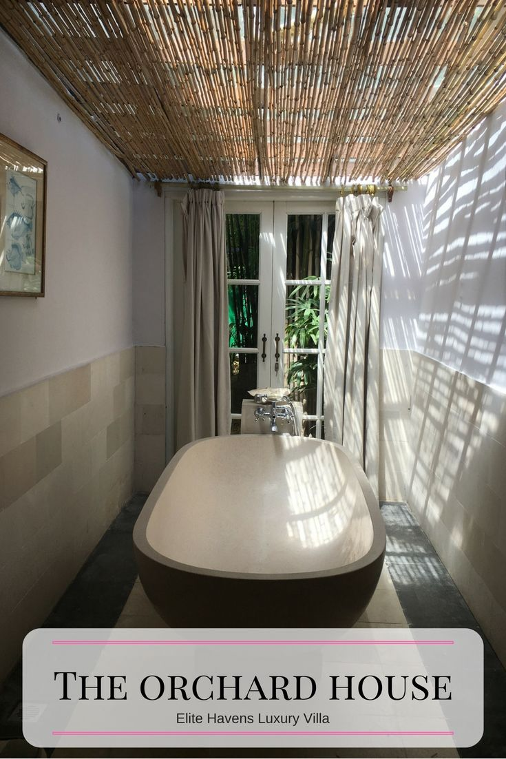 This villa located in the heart of Seminyak has fantastic facilities for the kids with trampoline, pool and cubbyhouse