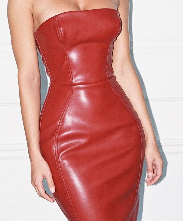37+ Red leather dress ideas in 2021