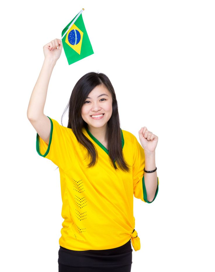 In Brazil, they throw flowers at you. Check out some interesting information about Brazil and share them with your friends!