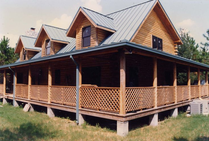 House Plans With Wrap Around Porch - House Plans With Wrap Around