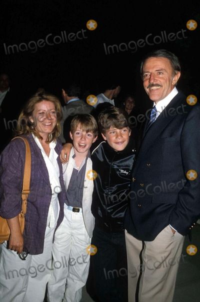 patty duke and john astin with Sean and mackenzie