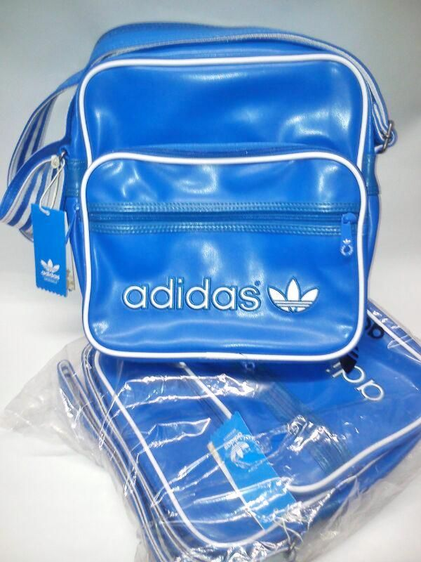 bolso adidas azul originals 95.000