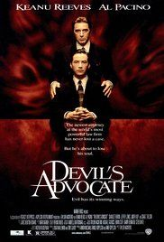 The Devil'S Advocate Video Download. An exceptionally adept Florida lawyer is offered a job to work in New York City for a high-end law firm with a high-end boss - the biggest opportunity of his career to date.