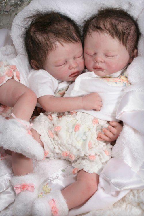 Reborn Baby Doll Sam Amp Sera Complete Starter Beginner