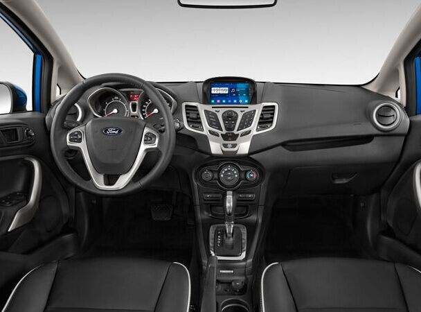 2008 2009-2013 Ford Fiesta Radio installation