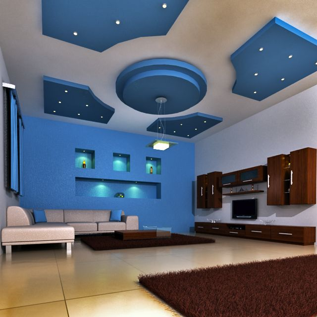 Living Room .. Interior Design