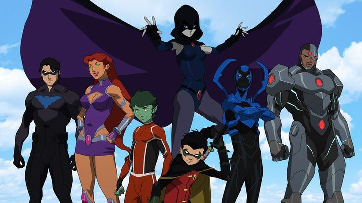Watch Justice League vs. Teen Titans (2016) Full Movie