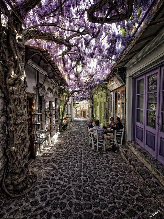 Molyvos, Lesvos- Greece