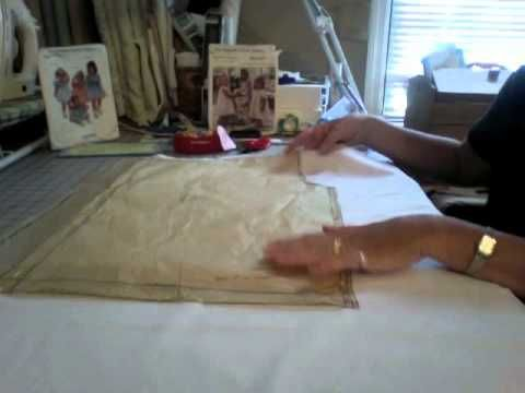 Smocked Bishop Tutorial - Lesson 1 - Part 2 Southern Stitches Sewing Tutorials http://southern-stitches.com/sewing-tutorials.php