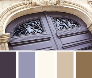 farbkombinationen-und-wandfarbe-ideen-mit-farbe-lila-und-beige