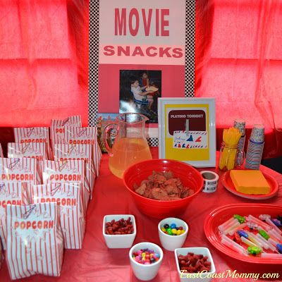 """Throw a """"Half"""" Sleepover... for kids that are too young for a regular sleepover. #KidsParty"""