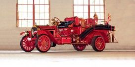 This 1917 American LaFrance Firetruck represents a iconic piece of history and retains almost all of its original documentation dating back to 1917.   Its the oldest and most historic Firetruck in the world. - See more at: http://www.1917firetruck.com/