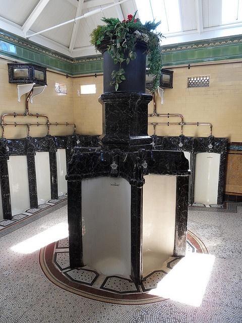 Rothesay Victorian public toilet