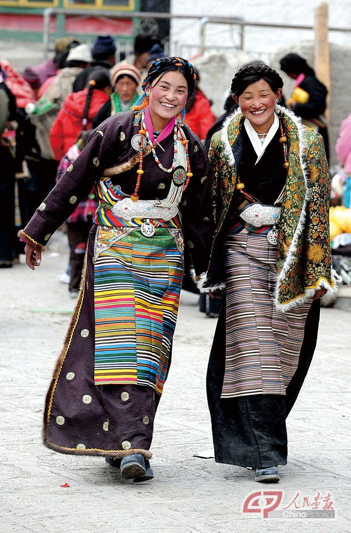 Beautiful Tibetan Women. | Humankind | Pinterest