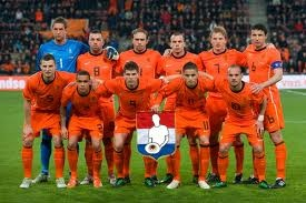 Dutch National Football Team 2012