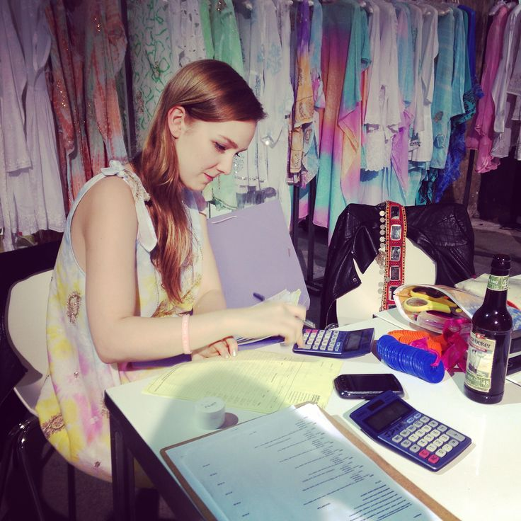 MARIA OUR GIRL IN BERLIN... ORDERS ORDERS SS16 ... BEACHTASTIC ... REAL WORK... WITH BEER!