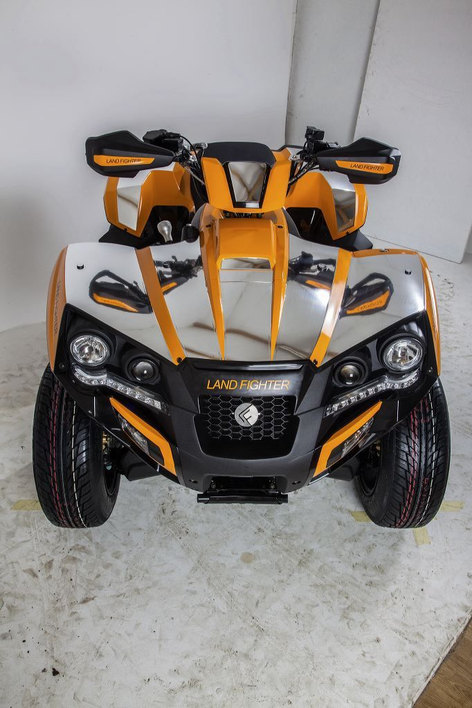 LandFighter Heritage line, This quad is fully customizable through the LandFighter Heritage program