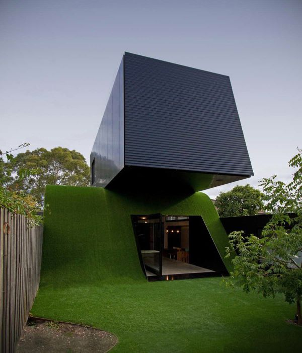 This Hill House Is A Social Magnet