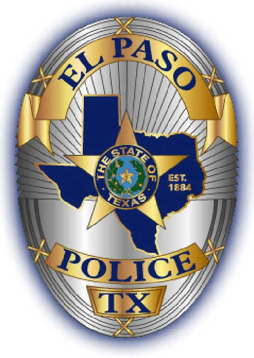 Used Cars Chattanooga >> El Paso TX PD | Police badge, Fire badge, Police