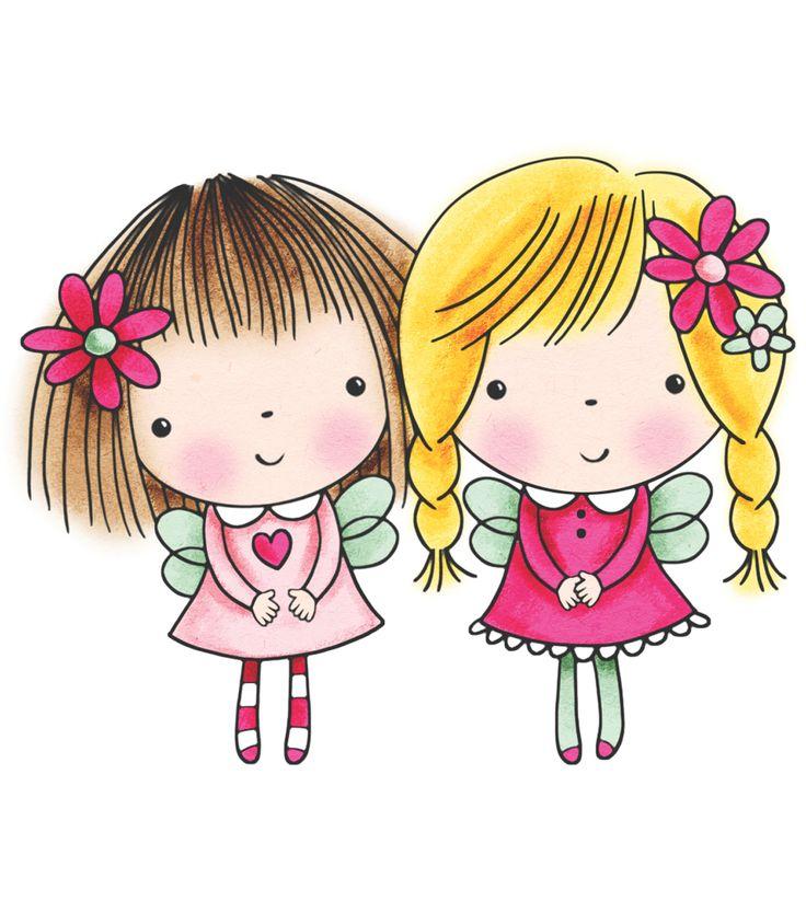 Днем финансиста, смешные картинки про подружек маленьких девочек
