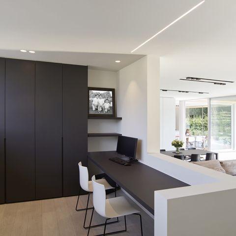 Modern en functioneel interieur in Rumbeke
