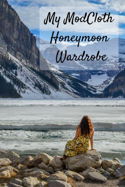Curvy, Flirty, & Almost Thirty: My ModCloth Honeymoon Wardrobe - amazing romantic and vintage-inspired clothes for Canada.