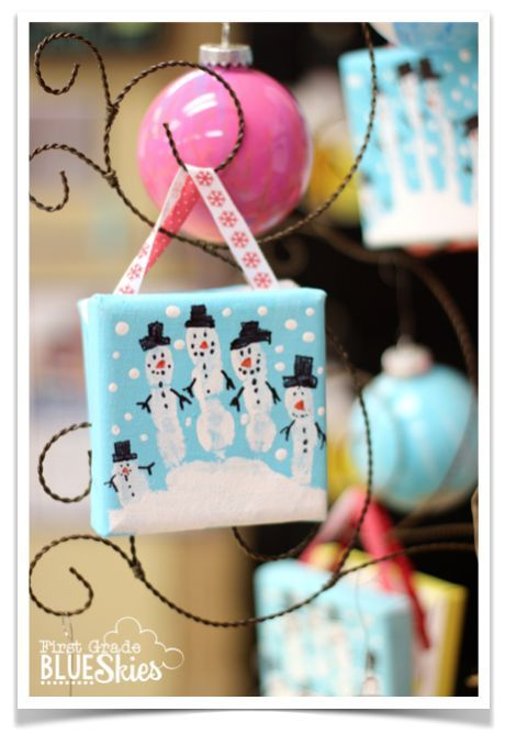 Christmas Craft Present For Parents. christmas craft ideas for ...