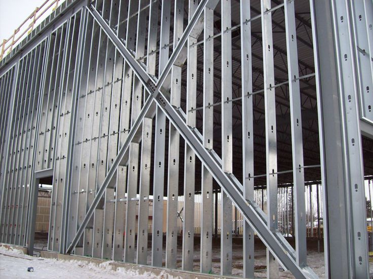 Steel Framing By Bailey Metal Products Visit To