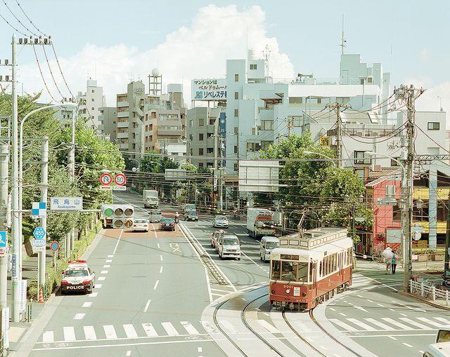 都電荒川線 / via gooldays