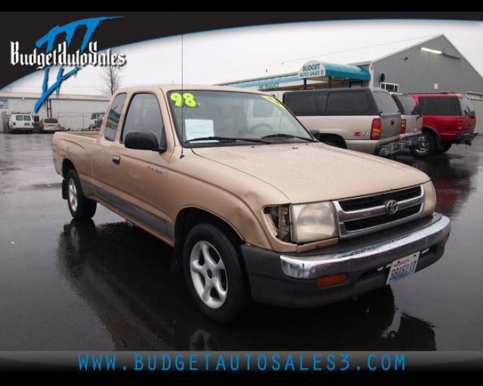 25 best ideas about 1998 toyota tacoma on pinterest for My town motors auburn wa
