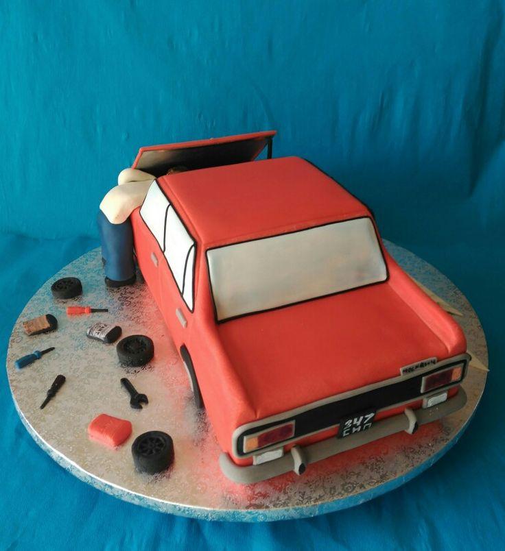 Tarta mecánico
