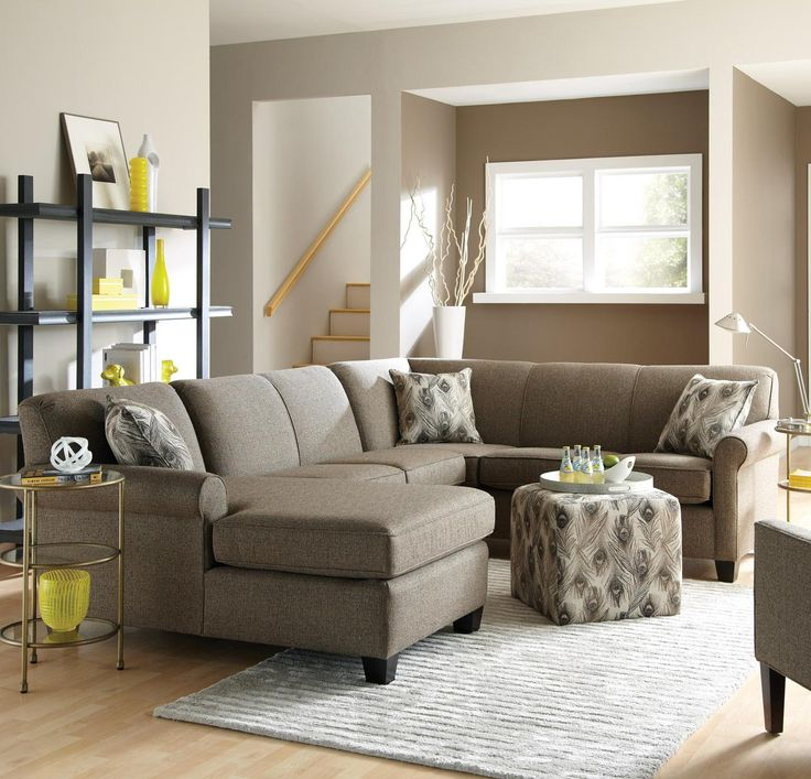 Best 25+ Sectional sofa layout ideas on Pinterest | Living ...