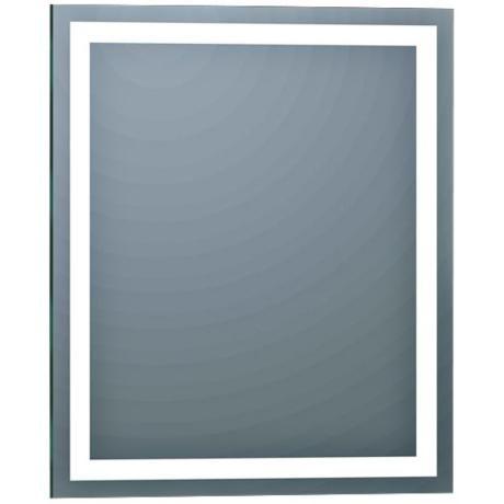 Illume led backlit 30 x 36 rectangular wall mirror for Mirror 30 x 36