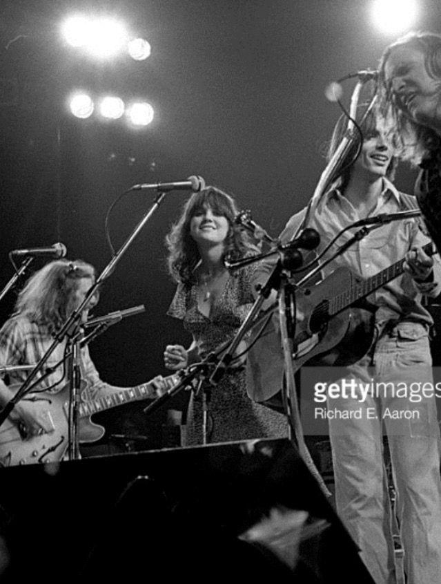 Glenn Frey, Linda Ronstadt , Jackson Browne & Joe Walsh